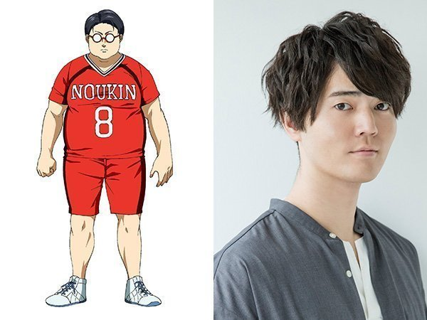 Shakunetsu Kabaddi Anime Release Date Announced