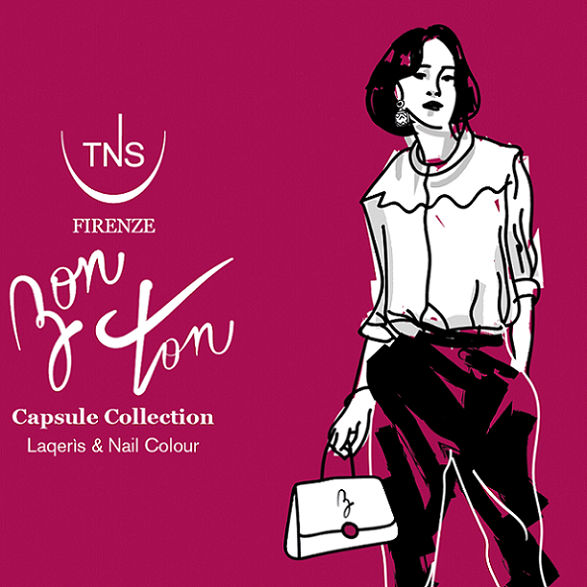 TNS Firenze Bon Ton Capsule Collection | Candy and Style