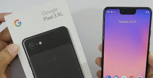 Google Pixel 3 xl review Software