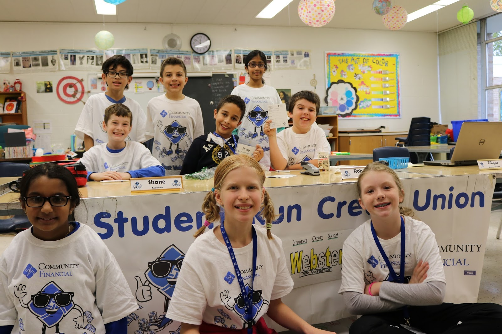 Community Financial Money Matter Blog School Spotlight Webster Elementary Students Learn
