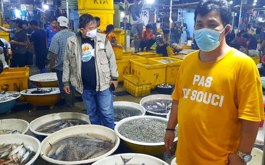 Ketua Asosiasi Pedagang Ikan Muara Angke