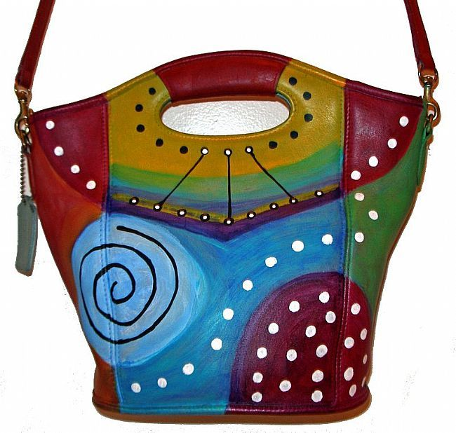 Sparkling Fashion Funky Hand Bags