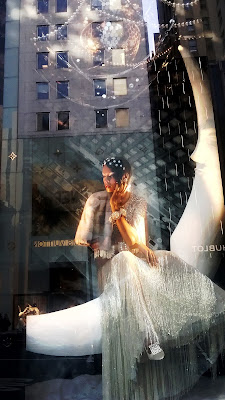 Bergdorf Christmas Windows