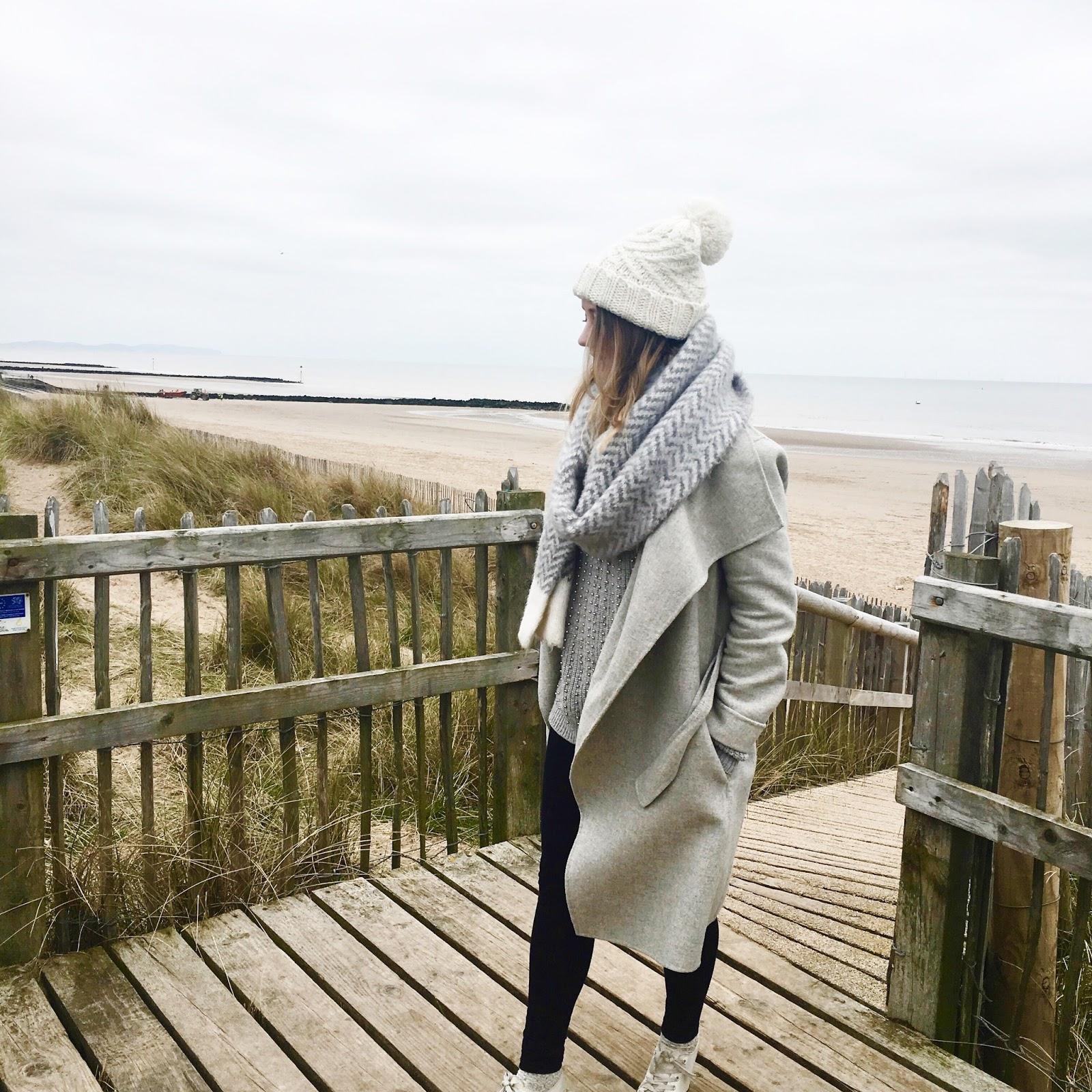 grey coat