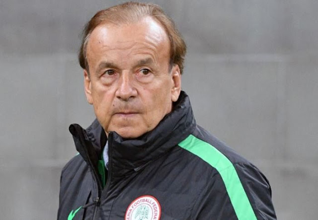 Soccer News: Super Eagles Coach Opens Up About Contract Issue With NFF