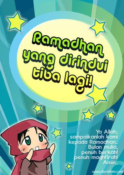 Marhaban Ya Ramadhan Kartun : marhaban, ramadhan, kartun, Sihat, Keluarga, Ceria, Marhaban, Ramadhan
