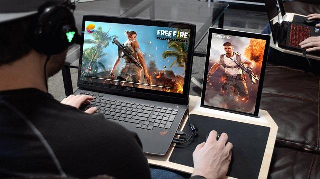 Cara Instal FF di Laptop atau PC