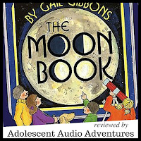 Adolescent Audio Adventures reviews The Moon Book audiobook