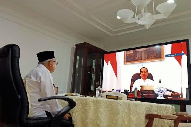 Jokowi: Segera Lakukan Tes Cepat Covid-19 Secara Massal