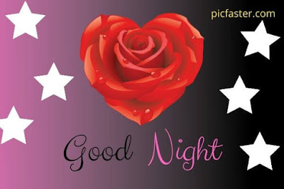 Latest - Good Night Rose Images, Photos For Whatsapp