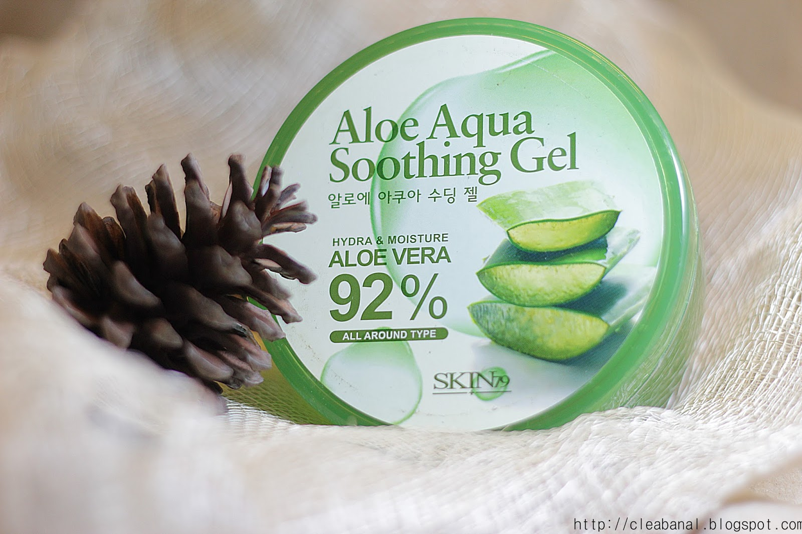Skin79 : Aloe Aqua Soothing Gel Review