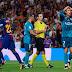 Barcelona ainda não havia sido derrotado com o árbitro De Burgos Bengoetxea apitando