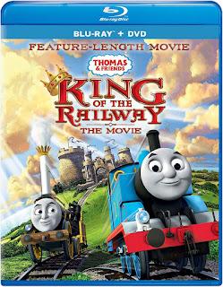 Thomas y sus Amigos: El Rey de las Vías [BD25] *Con Audio Latino, no subs