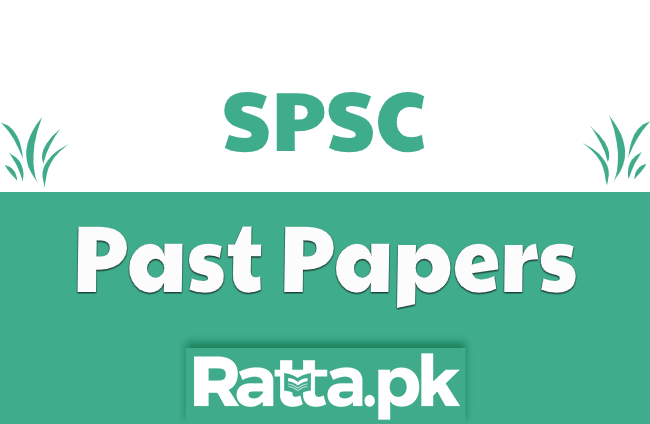 SPSC Past Papers Solved Pdf Download All subjects