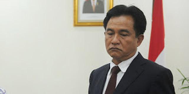 Tak Masuk Kabinet Jokowi-Ma'ruf, Ini Kata Yusril Ihza Mahendra