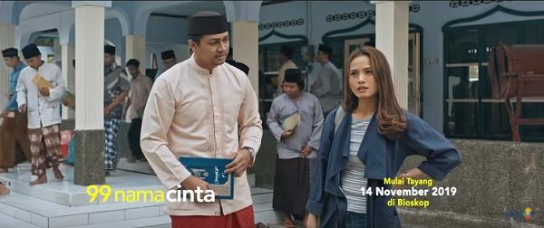 film 99 nama cinta acha septriasa deva mahenra