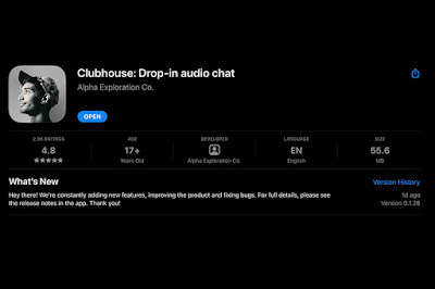 Cara mendapatkan invitation Clubhouse, enggak perlu bayar, 100% work