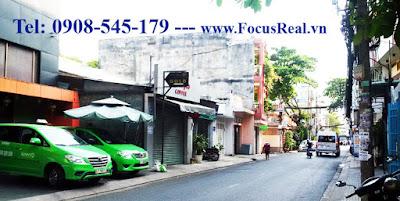 Bán nhà đường Núi Thành quận Tân Bình