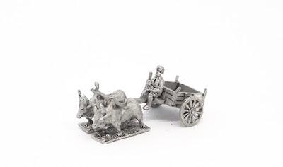 MUB20   Bullock carts (2)