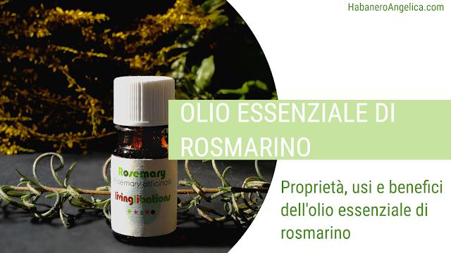 olio essenziale di rosmarino capelli