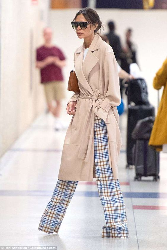 Style File: Chic & Comfortable Airport Outfit Inspiration