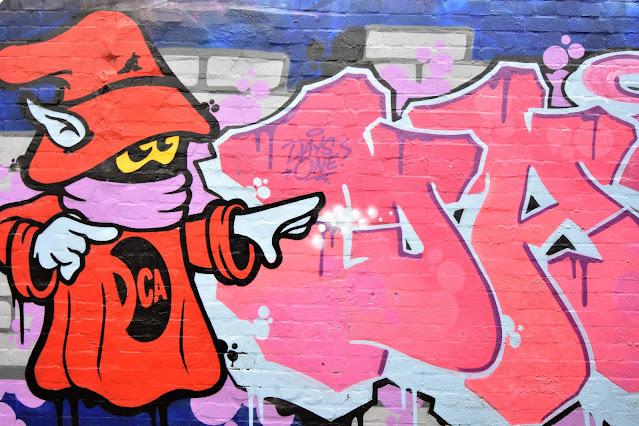 Darlinghurst Street Art | Dallas Clark