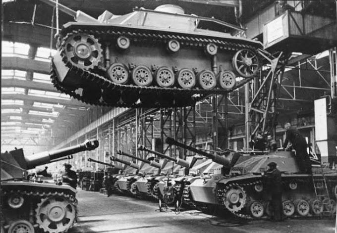 HISTÓRIA: Os veículos militares alemães mais eficientes da Segunda Guerra