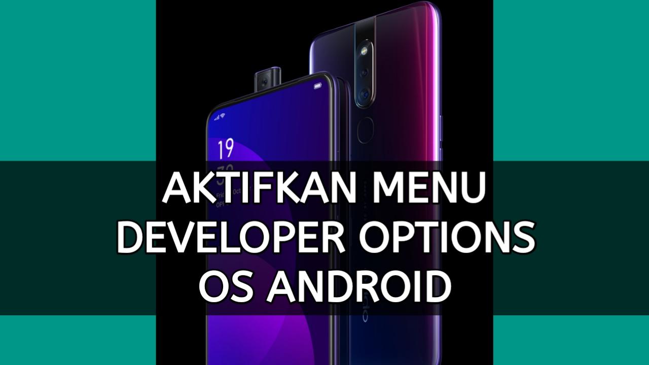 Cara Mengaktifkan Menu Developer Options Semua Android