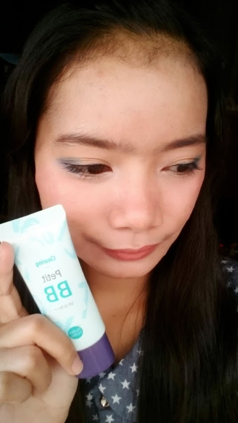 Review Holika Holika Petit BB Cream Clearing