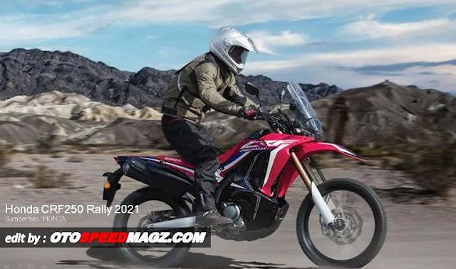 motor-baru-keren-2021-honda-crf-250-rally-jepang
