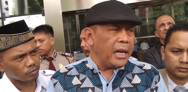 Pengacara: Eggi Sudjana Dibawa Polisi Karena Kasus Perakitan Bom