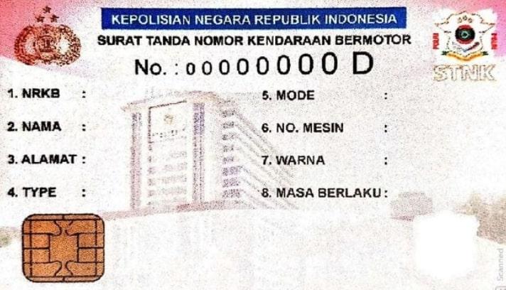 STNK Bаru Berbentuk Kartu Ditargetkan Bеrlаku 2021