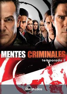Mentes criminales Temporada 2 Audio latino