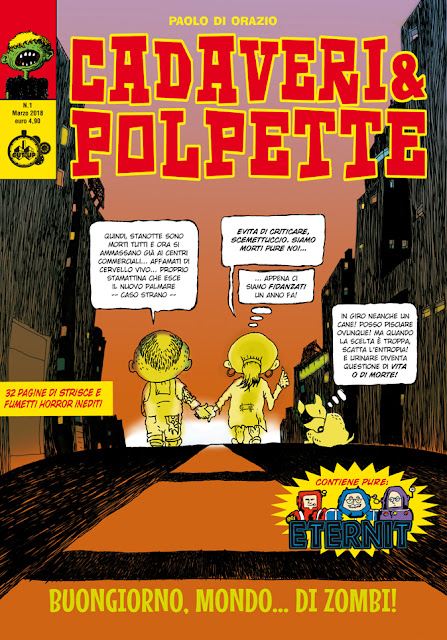 Cadaveri e Polpette (Paolo Di Orazio)