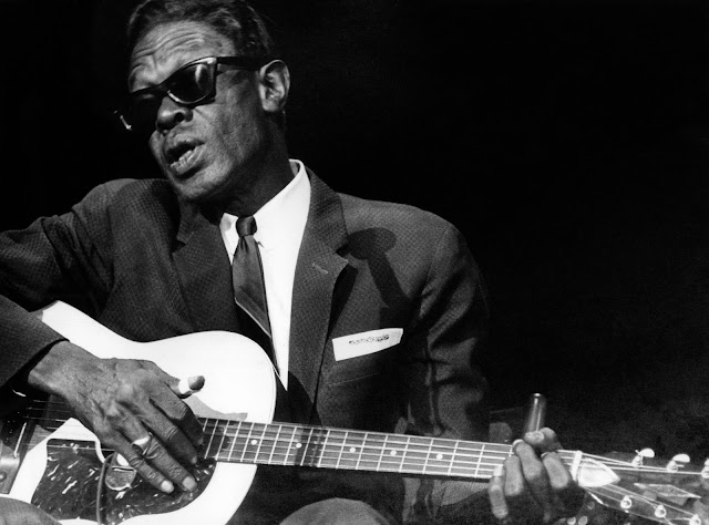 Lightnin Hopkins Shotgun Blues