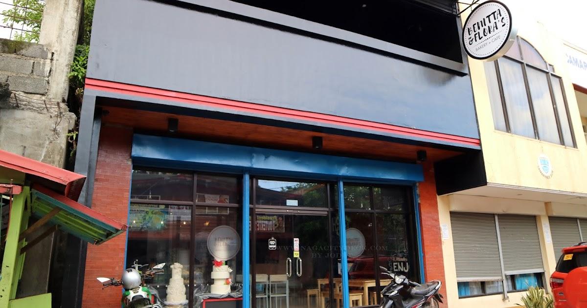 NcDFoodTrip Benitta and Floras Bakery Cafe in Buhi Camarines Sur  Naga City Deck