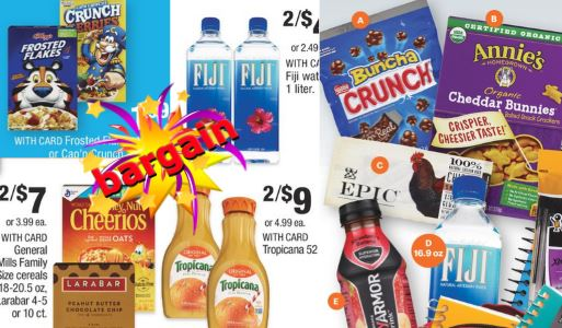 Huge Coupon Savings on Grocery items at CVS