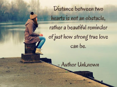 Long Distance Quotes Pic