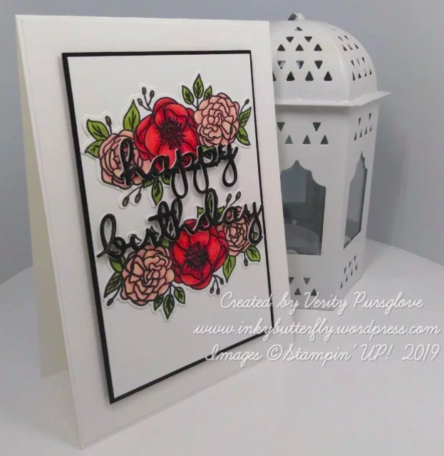 Nigezza Creates with  Stampin' Up Friends, Inkybutterfly and Bloom & Grow