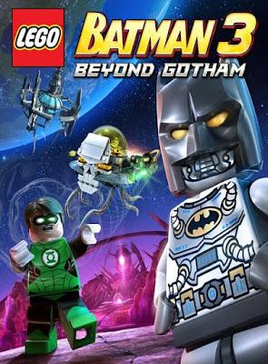 Capa do LEGO Batman 3: Beyond Gotham