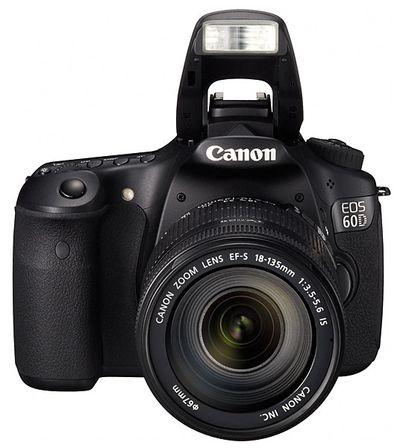 Kamera Pilihanku: Canon EOS 60D