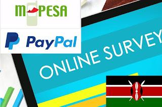 online surveys in Kenya