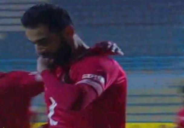 فيديو | شاهد اهداف مباراة الاهلى و وادى دجلة