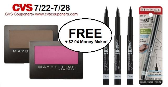http://www.cvscouponers.com/2018/07/free-204-money-maker-for-maybelline.html