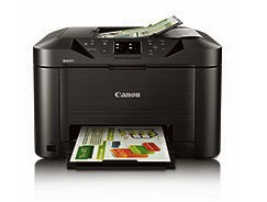 Canon MAXIFY MB5020 Driver Free Download