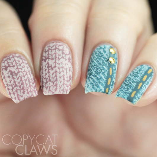 Nail Crazies Unite - Inspired By Fall Fashion