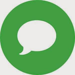 servizio, app di messaggisitica da computer e smartphone android