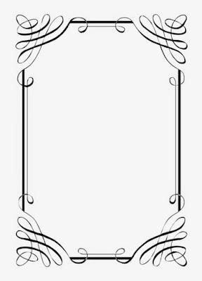 Contoh Desain Bingkai Undangan Pernikahan Edisi Terbaru 2016