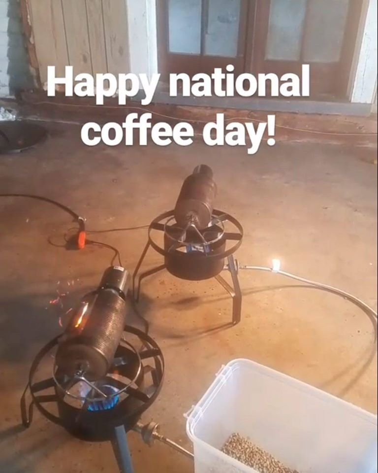 National Coffee Day Wishes Beautiful Image