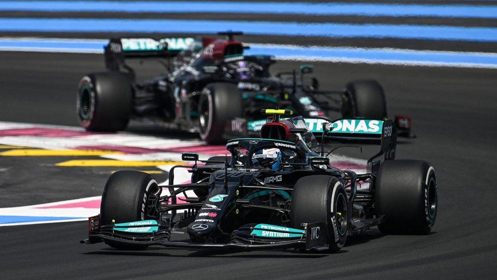 'Posso confiar no carro', diz Bottas após uma mudança bem-sucedida para o chassis de Hamilton na França